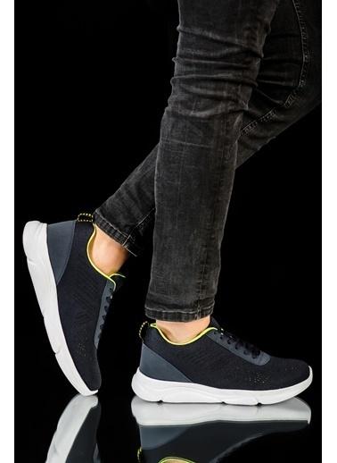 Muggo Sneakers Lacivert